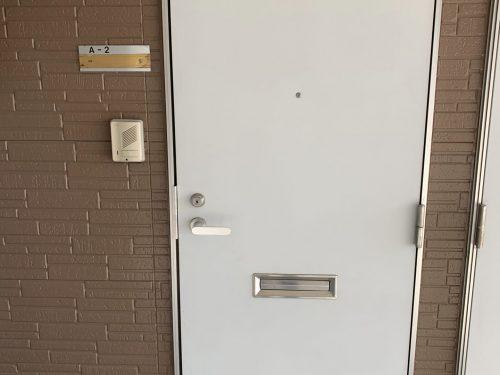 玄関ドア(外観)