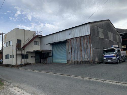 瀬高町下庄 売工場兼事務所