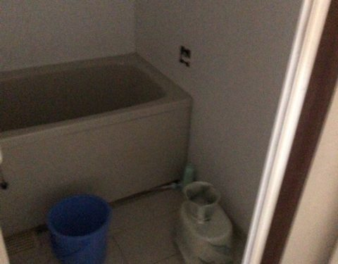 浴室になります。